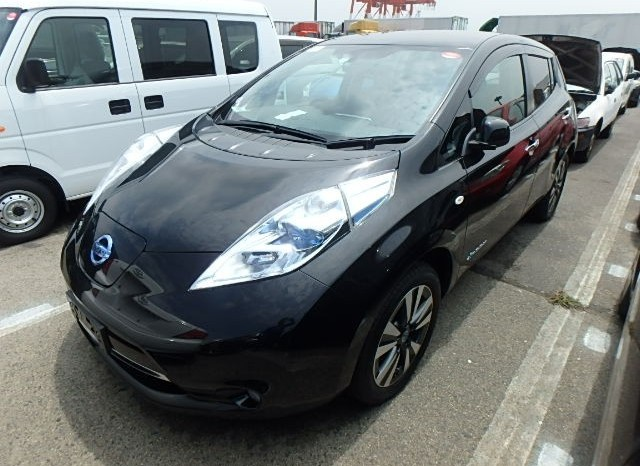 2013 Nissan Leaf (EV) full