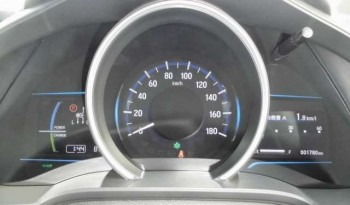 2014 Honda Fit Hybrid (#2087) full