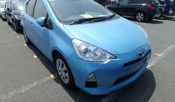 2012 Toyota Aqua Hybrid (Stock#2478)