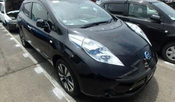 2013 Nissan Leaf (EV)