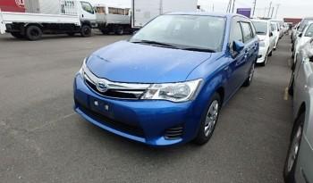 2013 Toyota Corolla Fielder Hybrid (Stock#2112)