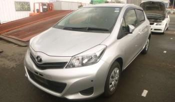 2013 Toyota Vitz (Stock#2436)