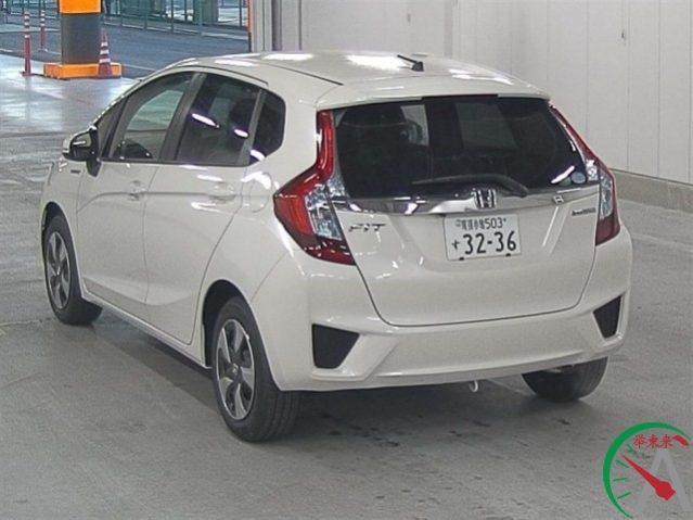 2016 Honda Fit Hybrid 2978 Full