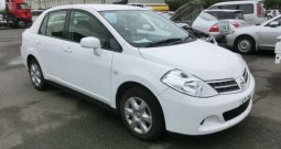 2012 NISSAN TIIDA LATIO (#3725)