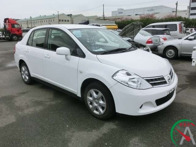 2012 Nissan Tiida Latio 3725 Jdm Auto Portal