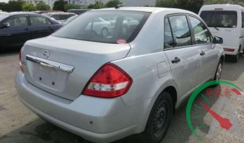 2012 NISSAN TIIDA LATIO (#3709) full