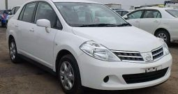 2012 NISSAN TIIDA LATIO (#3693)