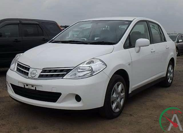 2012 NISSAN TIIDA LATIO (#3693) full