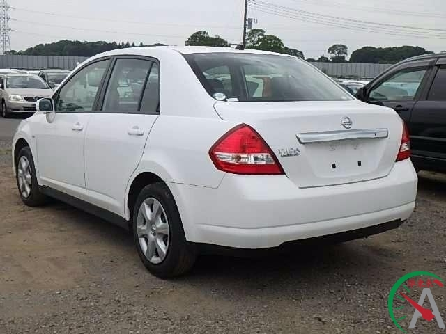 2012 Nissan Tiida Latio 3693 Jdm Auto Portal