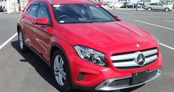 2014 MERCEDES BENZ GLA180 (#3741)