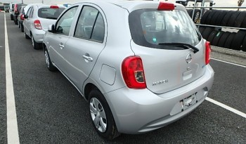 2014 Nissan March (Stock#2062) full
