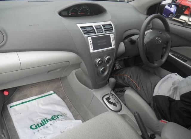 2011 Toyota Belta (Stock#2375) full