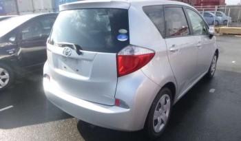 2011 Toyota Ractis (Stock#2409) full