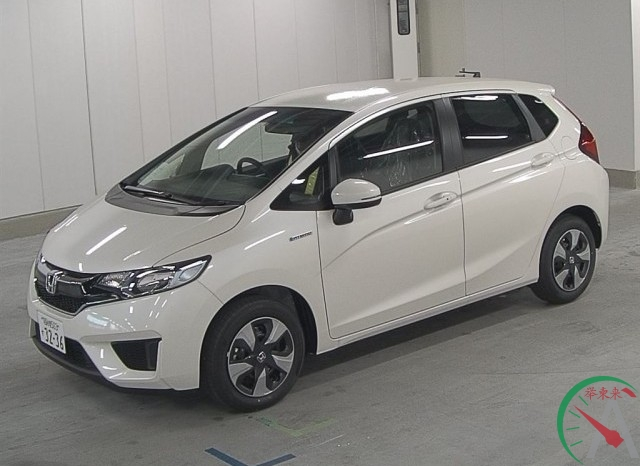 2016 Honda Fit HYBRID (#2978) full