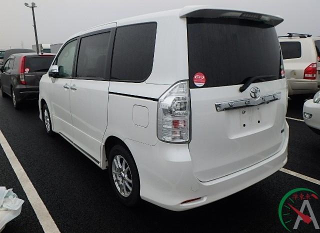 2012 Toyota Voxy ZS (#3388) full