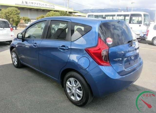 2014 Nissan Note (#3013) full