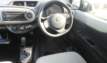 2012 Toyota Vitz (Stock#1968) full