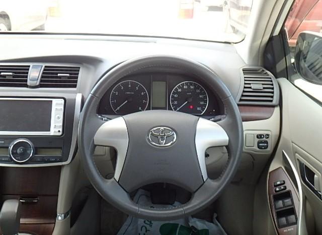 2011 Toyota Premio (Stock#2179) full
