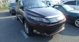 2015 Toyota Harrier (#1610)