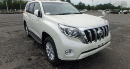 2015 Land Cruiser Prado (#1752)