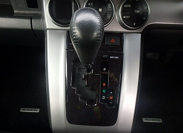 2011 Toyota Corolla Rumion (Stock#2607) full