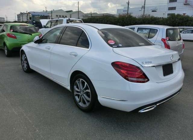 2014 Mercedes Benz C200 (Stock#1803) full