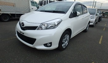 2014 Toyota Vitz (Stock#1853) full