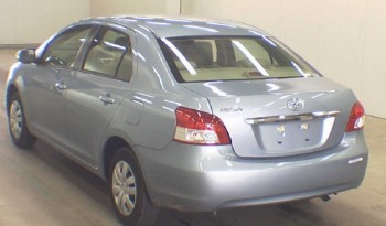 2011 Toyota Belta (Stock#2375) full