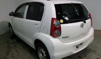 2011 Toyota Passo (Stock#2535) full