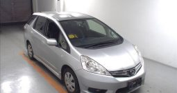 2013 HONDA FIT SHUTTLE (#3518)